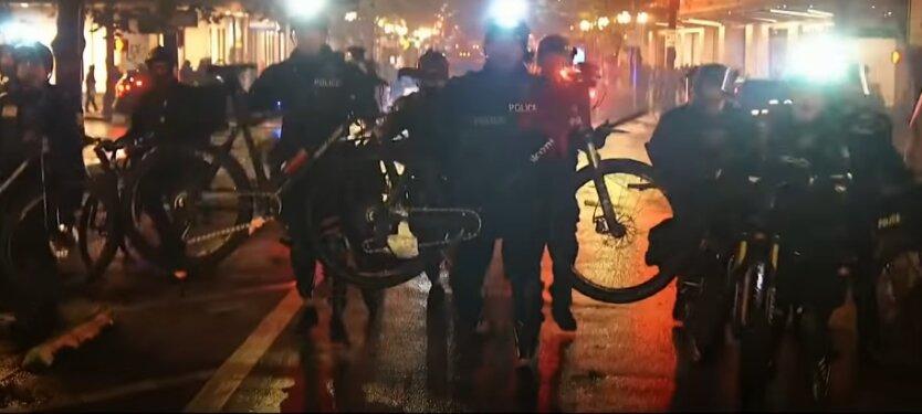 """США, протесты, """"автономная зона"""" Сиэтла"""