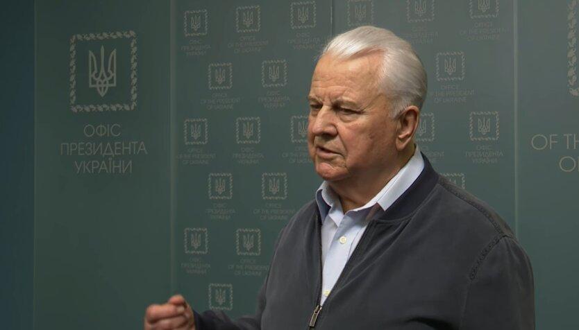 Леонид Кравчук, Минсикие соглашения, политсилы
