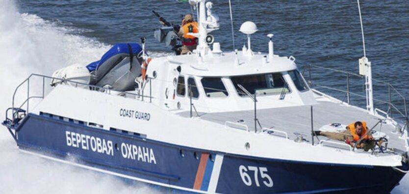 """ФСБ устроила провокацию против ВМСУ в Азовском море: """"пришлось предупредить о готовности применить оружие"""""""