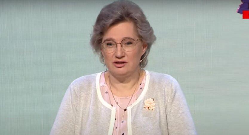 Ольга Голубовская 1