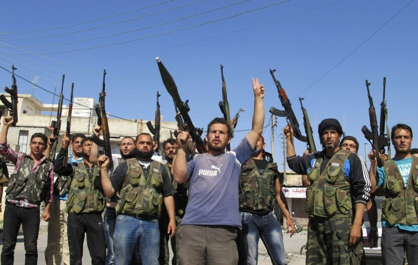Война в Сирии3