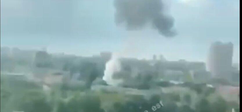 В Одессе произошел мощный взрыв на электростанции: город остался без света