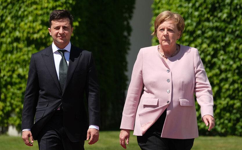Визит Владимира Зеленского в Германию: удалось ли победить в сверхсложных переговорах?