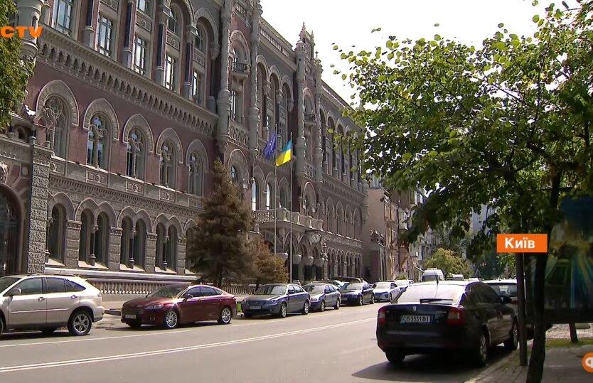 Национальный банк Украины, финансовые учреждения, требования