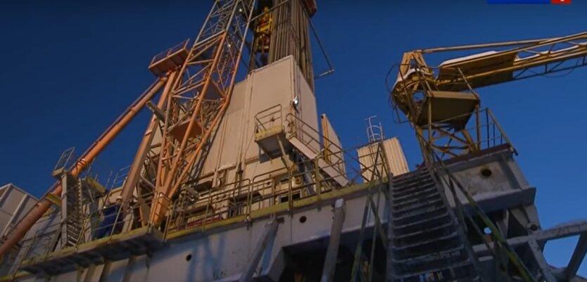 добыча нефти, нефть