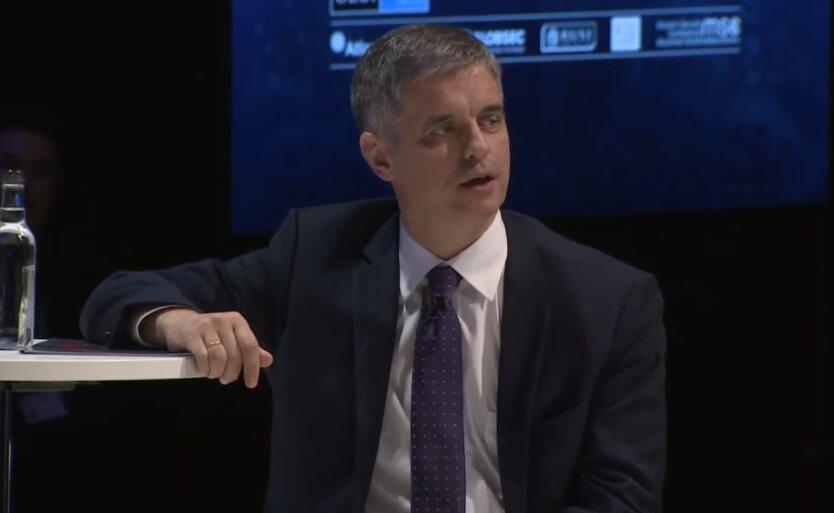 Вице-премьер-министр по вопросам европейской и евроатлантической интеграции Украины Вадим Пристайко
