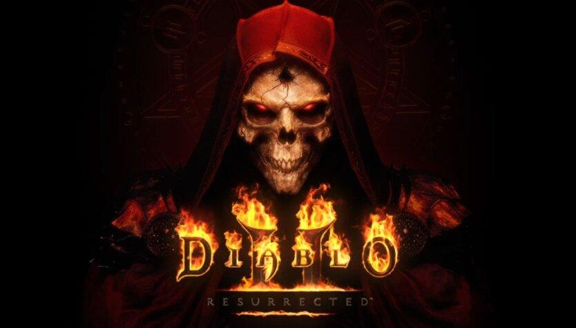 Diablo II: Resurrected, игра
