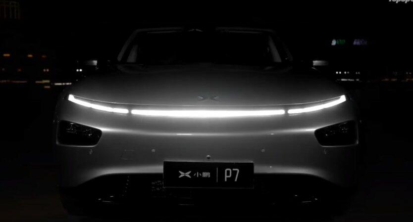 Xpeng P7,Xiaomi,Tesla Model 3,Илон Маск,корпорация Xiaomi,электрокар,электромобиль
