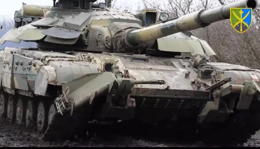Украина проводит масштабные военные учения возле админграницы с Крымом