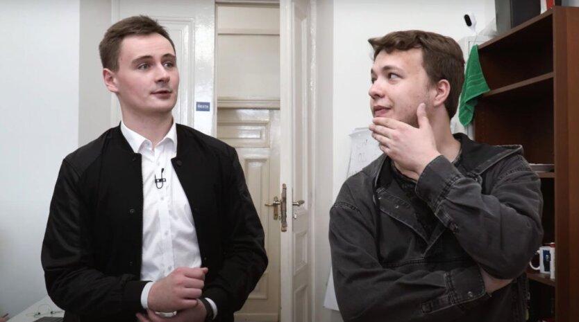 Роман Протасевич задержан, александр лукашенко