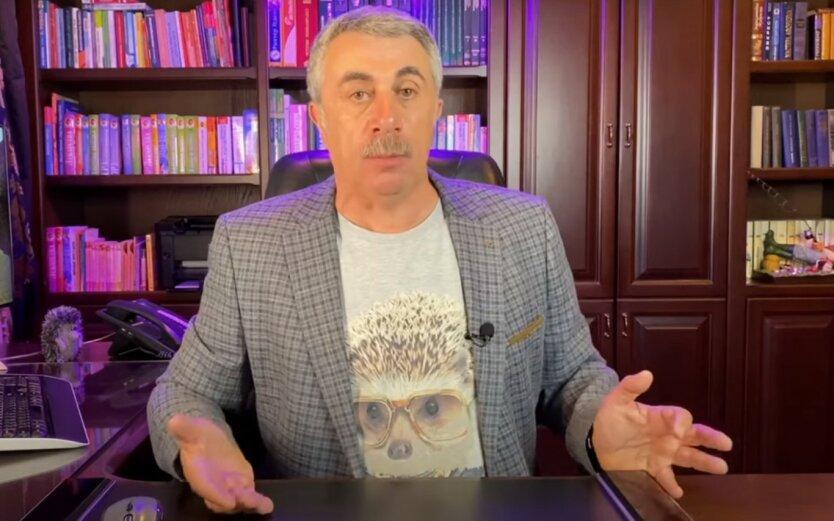 Комаровский назвал сроки окончания пандемии коронавируса