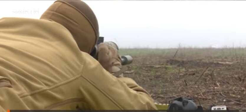 Война на Донбассе, путинские боевики, украинские военные