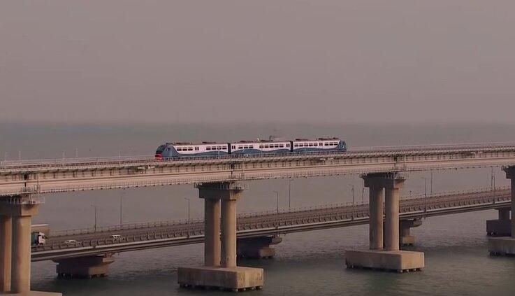 крымский мост 1