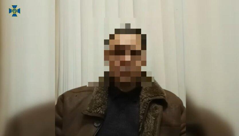 Задержание командира группы террористов «ЛНР», СБУ Украины, контрразведка