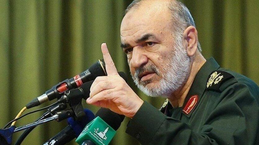 Хоссейн Салами ксир иран