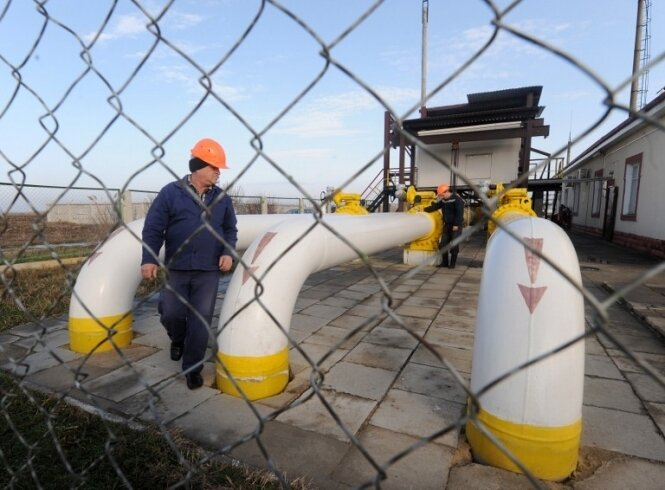 Российский Газпром обвинил НАК Нафтогаз Украины и немецкую RWE в газовых махинациях