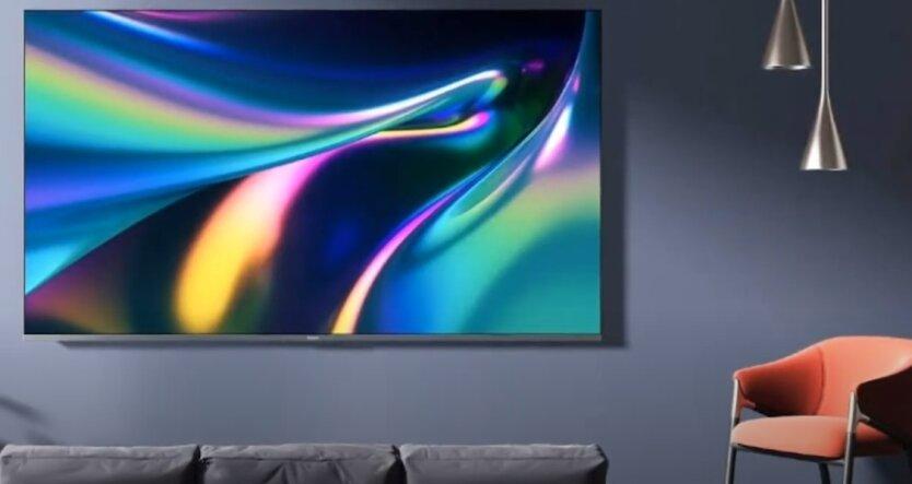 Xiaomi, телевизор, Redmi Smart TV X, экран