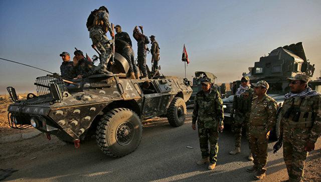 Мосул армия Ирака