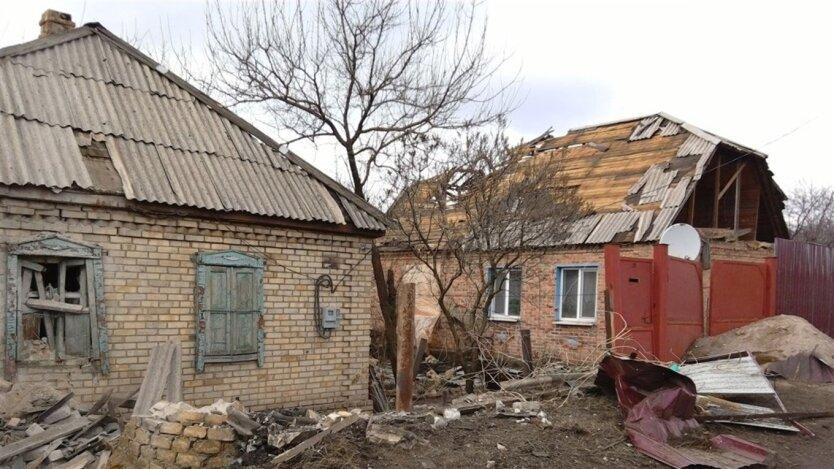 Зайцево, война на донбассе, обстрелы боевиков