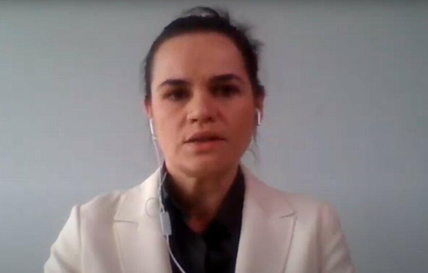 Тихановская обратилась за помощью в ООН