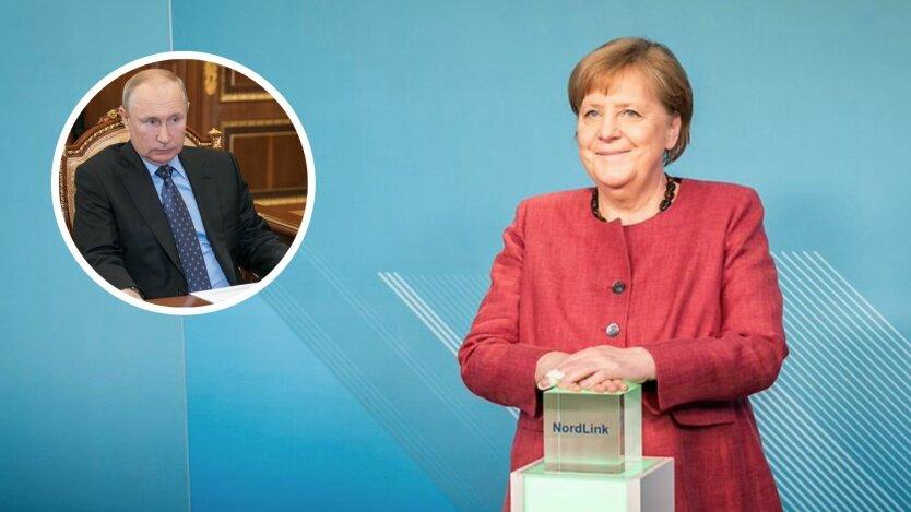 Меркель высказалась о минском формате и диалоге с Путиным