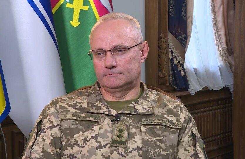 Руслан Хомчак, ВСУ, война на Донбассе