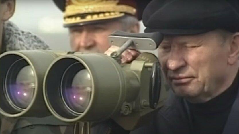 Кучма вспомнил, как бескровно победил Россию
