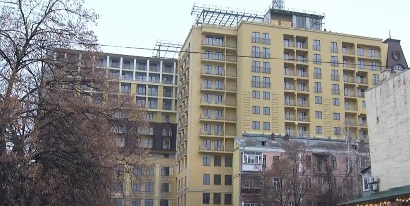 Недвижимость, Украина, пенсионный сбор