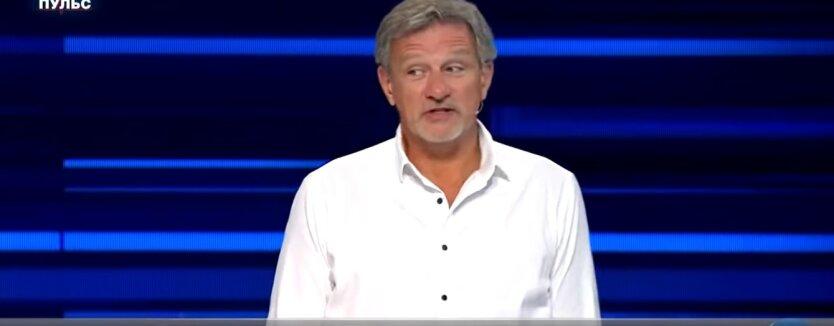 Андрей Пальчевский, большой космос, Украина