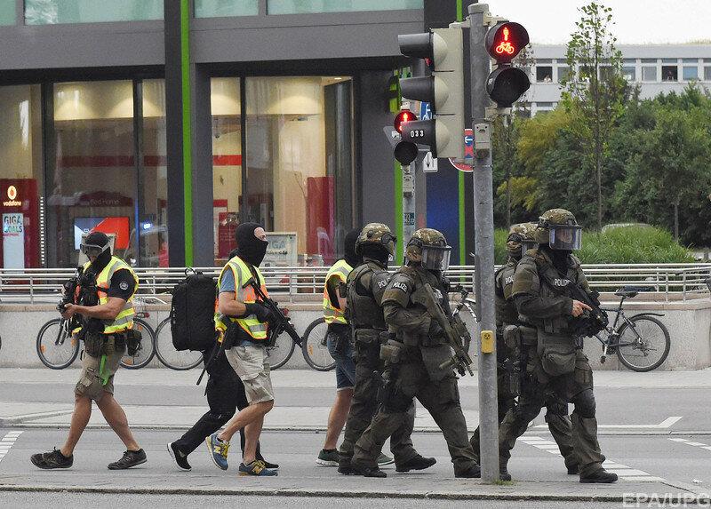 теракт в Мюнхене