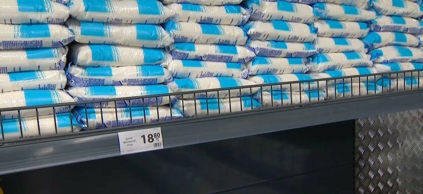 Сахар в Украине, цены на сахар, цены на газ