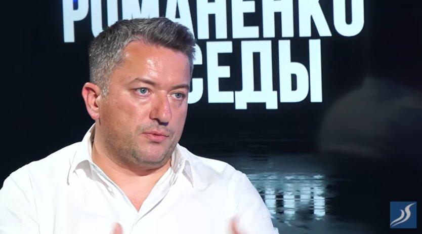 Народный депутат Дмитрий Соломчук