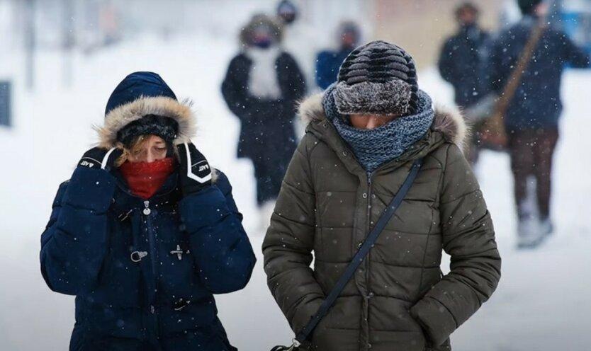 В феврале Украину ждут погодные сюрпризы
