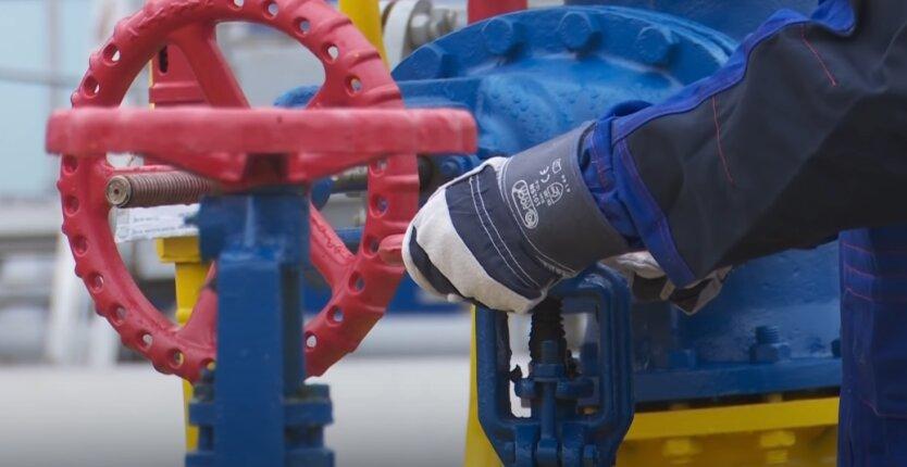 Украина, цена, импорт газа