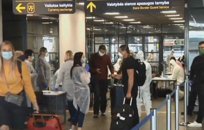 Закрытие границ в Украине