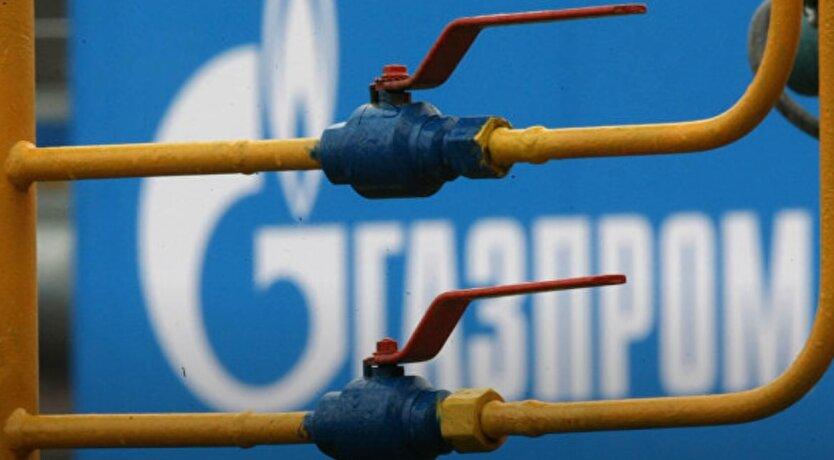 Газпром, газ, поставки