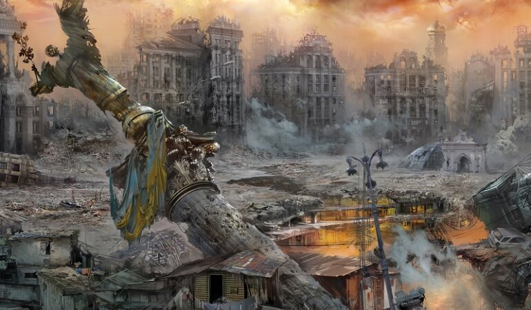 Киев постапокалипсис3