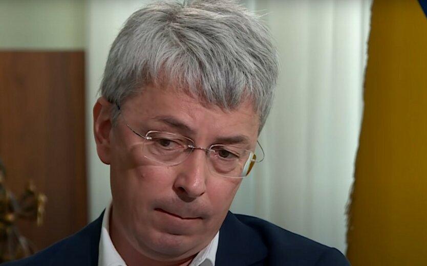 Ткаченко позвал украинцев в рестораны, кинотеатры и торговые центры