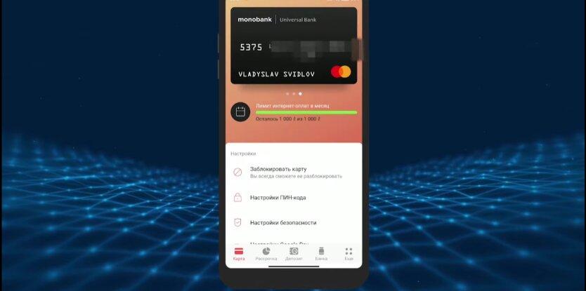 Приложение monobank