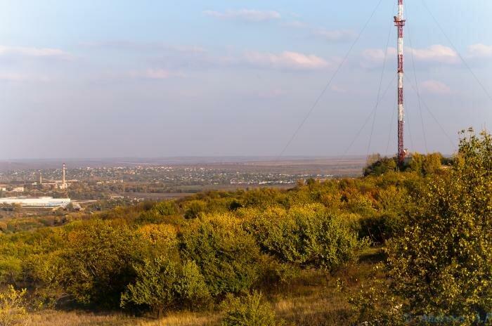 гора Карачун, Славянск