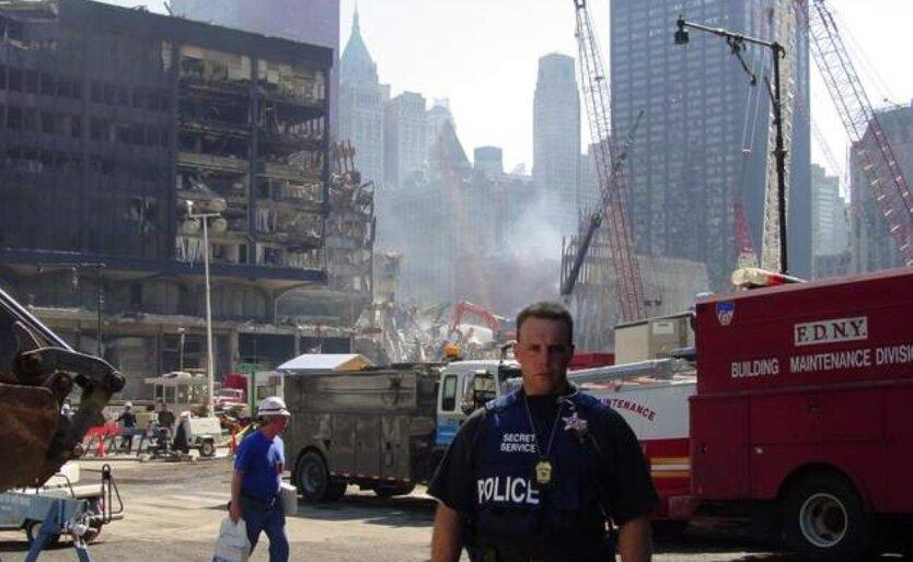 Теракт в Нью-Йорке, фото