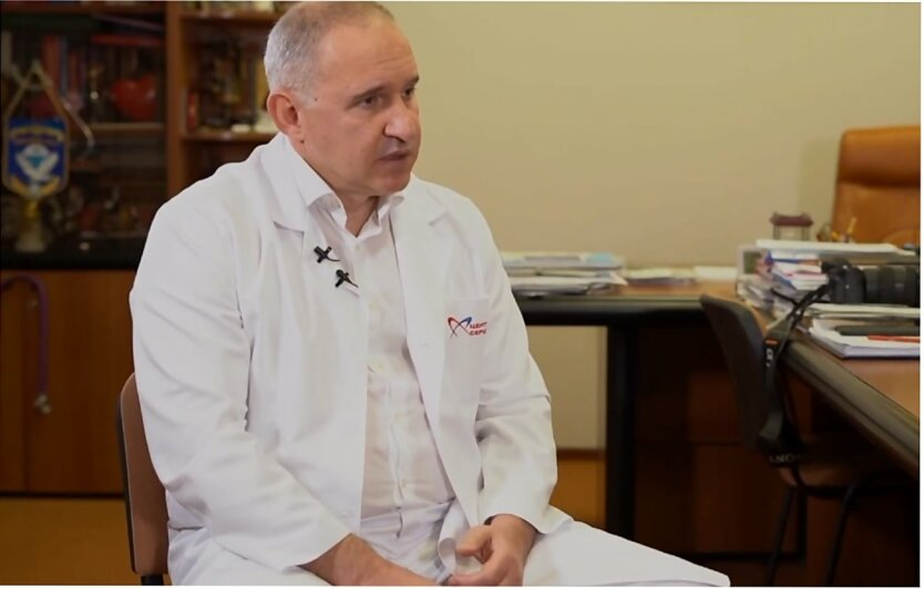 Борис Тодуров, Коронавирус в Украине, Осложнения после коронавируса