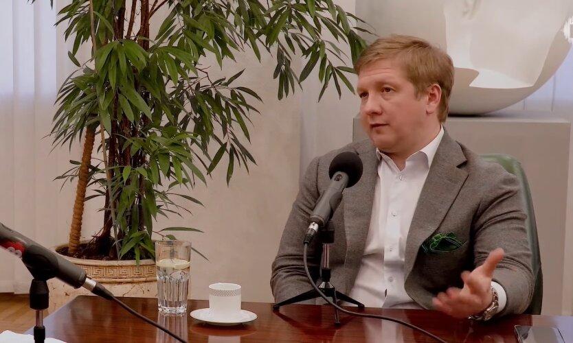 Андрей Коболев, годовые тарифы, Нафтогаз