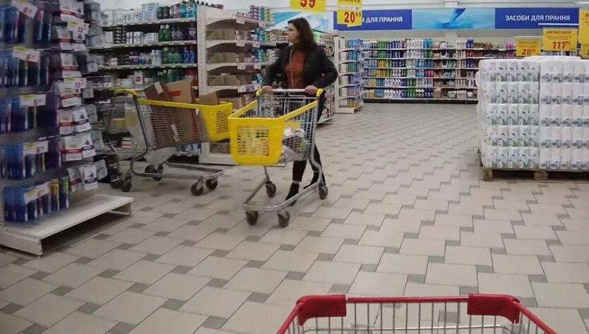 Цены на продукты в Украине, рост цен на продукты