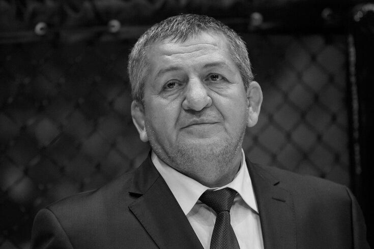 умер Абдулманап Нурмагомедов, умер отец хабиба нурмагомедова