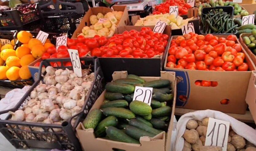 Украинцам показали новые цены на овощи и фрукты: что подорожало