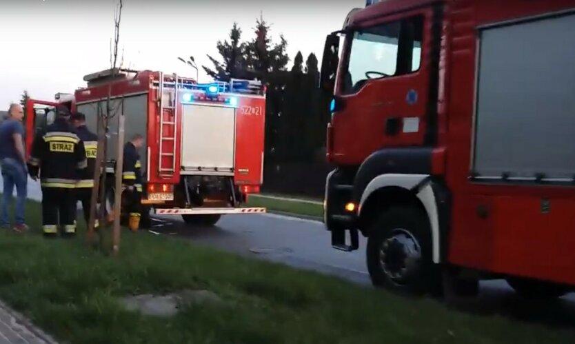 В Польше подожгли хостел с украинцами