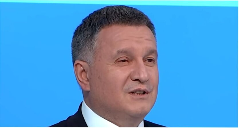 Арсен Аваков, Владимир Путин, Война на Донбассе, Война России и Украины