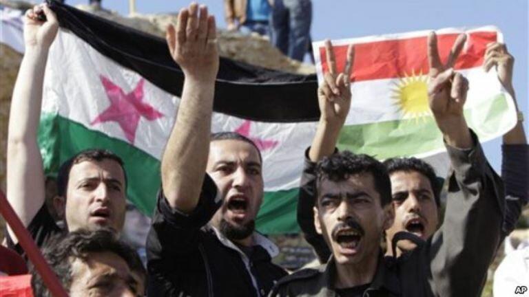 курды_Сирия