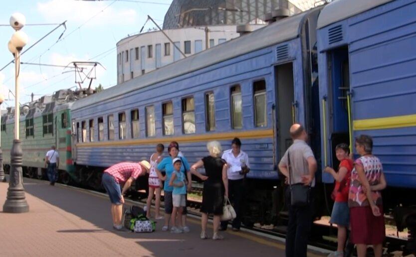 """""""Морские"""" поезда Укрзализныци"""